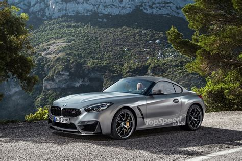 2019 Bmw Coupe by 2019 Bmw Z4 M Coupe Could Look Like This Pictures Photos