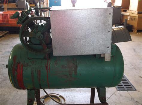 speedaire 20 gallon horizontal air compressor model 2z051 ebay