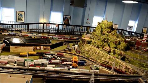 Train Layout New Jersey | o gauge scale train layout in new jersey youtube