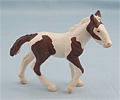 tinkers doll house schleich horse 2004 tinker foal 13295 contemporary toys and games 1995 to current
