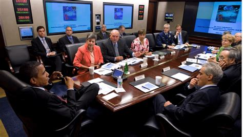 white house situation room inside the white house 25 remarkable photos