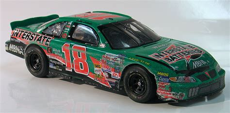 Pontiac Grand Prix Battery by Bobby Labonte S 2000 Interstate Batteries Nascar Pontiac