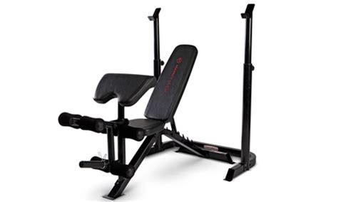 marcy club bench parts marcy club deluxe workout bench groupon