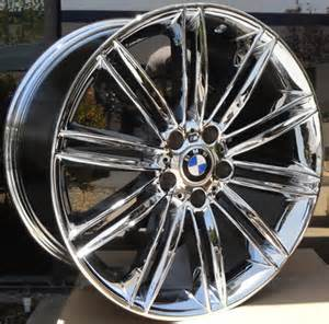 Bmw X5 Rims For Sale 20 Inch Chrome Wheels Rims Fit Bmw X5 2012 Style