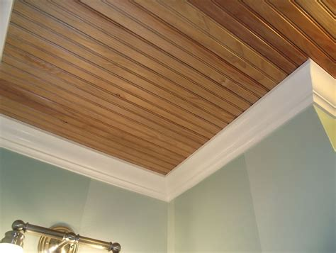 wood paneling for ceiling home design ideas