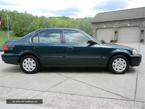 1998 honda civic 1998 honda civic lx sedan