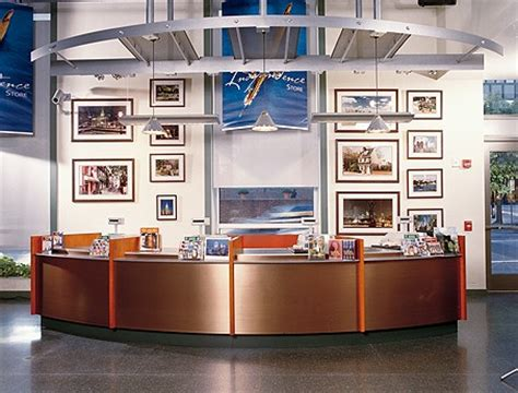 store layout design and visual merchandising case study independence visitor center retail consultants doyle