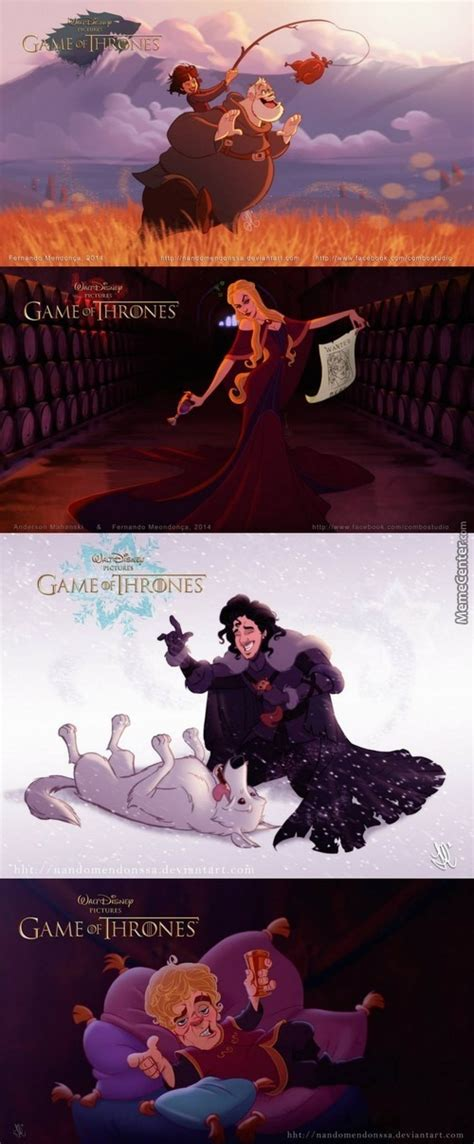 disney game  thrones memes  collection  funny