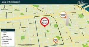 Chinatown San Francisco Map chinatown map where is chinatown located in san francisco