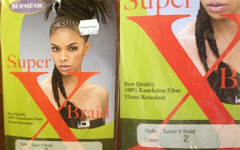 what kinda hair fo they use dor seegales teist senegalese pre twisted hair packs
