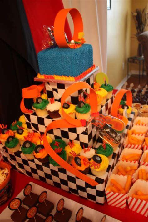 Hot Wheels  Ee  Birthday Ee   Party  Ee  Ideas Ee   Of  Catch