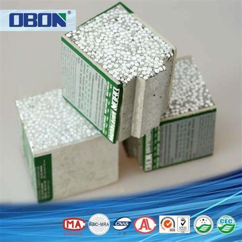 innovative building materials obon cellular lightweight concrete block machine prices