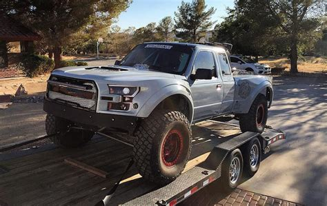 prerunner ranger fenders ford ranger prerunner cheapest ticket to the desert racing