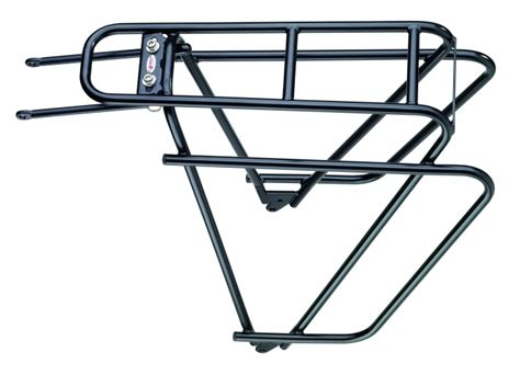 tubus cosmo rear rack tubus bicycle touring bike racks thetouringstore com