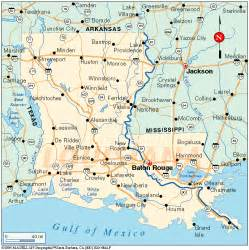 map of and louisiana border new orleans maps from neworleanstophotels