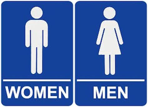 men and women bathroom sign comfort room signage clipart best