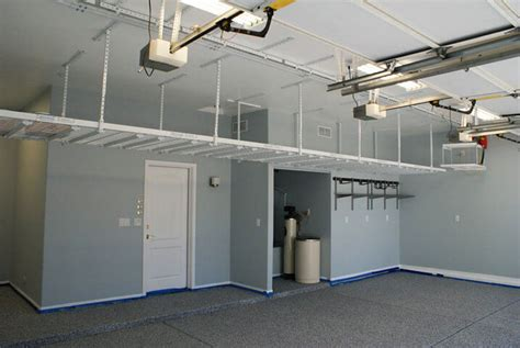 maximize garage storage with shelving nuvo garage