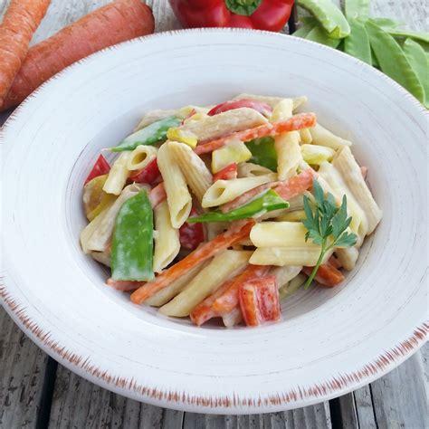 Garden Pasta by Garden Pasta Alfredo Hearty Smarty