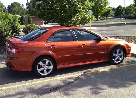 2004 Mazda Mazda 6 2004 mazda mazda 6 sport pictures information and specs