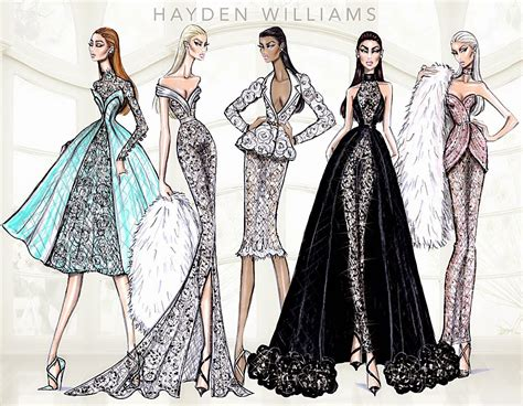 design fashion competition 2015 hayden williams fashion illustrations january 2015