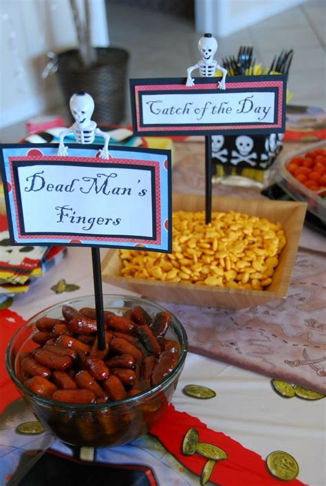 themed party food ideas 34 best images about love on pinterest pirate birthday