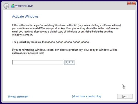 install windows 10 without key can i install windows 10 home edition without a key