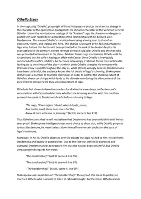 Critical Essays On Othello by Shakespeare S Othello Romeo And Juliet Julius Caesar Macbeth 13x Critical Essays Plus