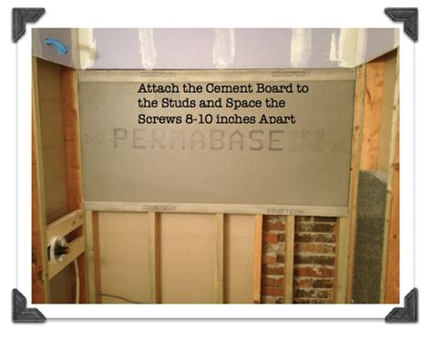 how to install cement board around bathtub installing bathroom floor tile on plywood 2017 2018 best cars reviews