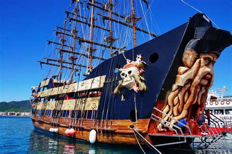 boat tour spanish pirate boat tour marmaris turkey