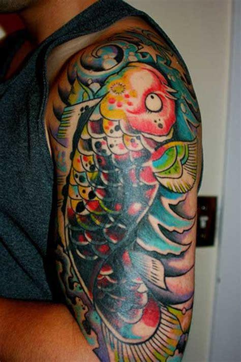 tattoo carranca oriental significado 50 fotos de tatuagens de carpas imagens e desenhos