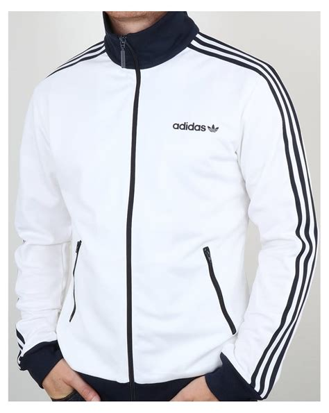 Conbipel Original Top White adidas beckenbauer track top white navy jacket originals black