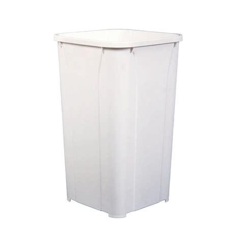 cabinet trash can replacement 27 qt replacement trash cans for kitchen cabinets