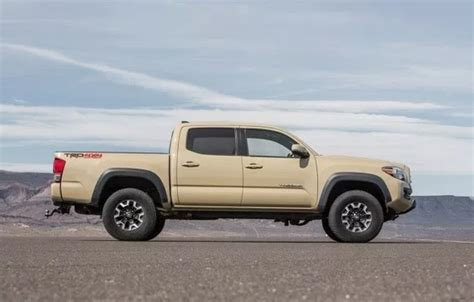 Toyota Usa 2020 by 2020 Toyota Tacoma Diesel Usa Price Release Engine