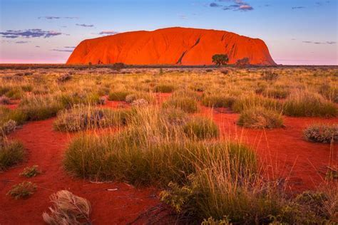5 things to know about Australia's mystical Uluru   MNN