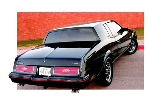 1986 buick riviera t type eminence front 1984 buick riviera t type vince we