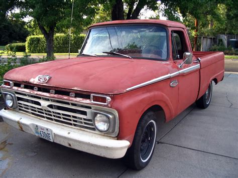 1966 Ford F100 For Sale by For Sale 1966 Ford F100