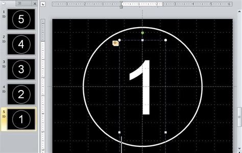 10 Steps To A Powerpoint Countdown Techrepublic Countdown Clock Ppt