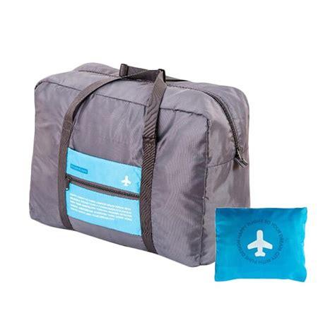 Bag Biru jual solidex flight folding bag biru harga