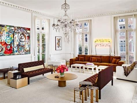 desain ruang tamu neoklasik  mewah  modern