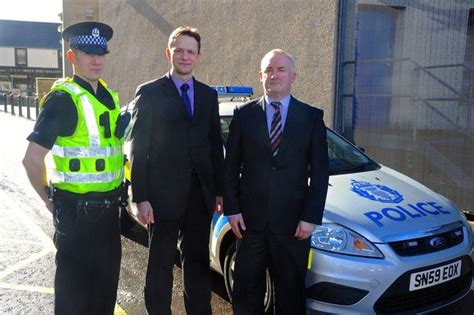 Dci Background Check Undertake Crackdown On Car Crimes Across The Forth Valley Daily Record