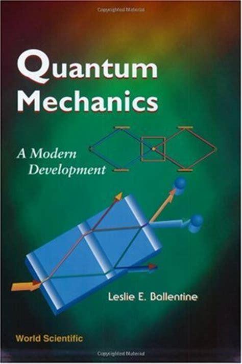 the picture book of quantum mechanics books about quantum mechanics