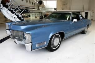 1969 Eldorado Cadillac 1969 Cadillac Eldorado 190505