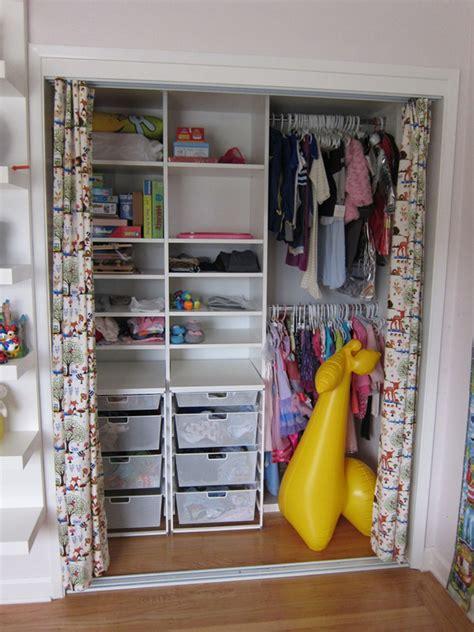 Toddler Closet by Closet Design