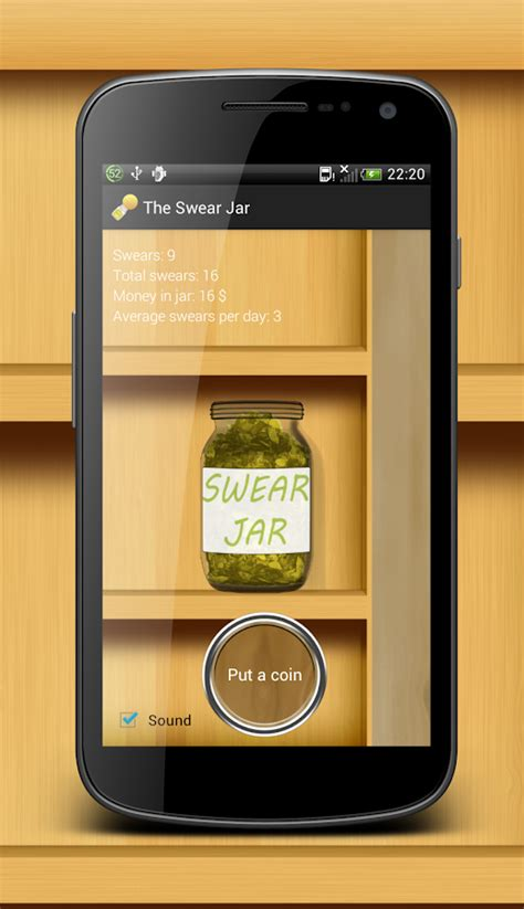 android themes jar the swear jar android apps on google play