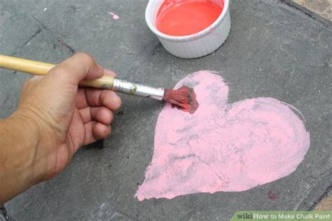 chalk paint thick 4 ways to make chalk paint wikihow