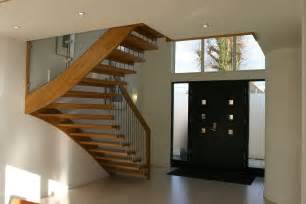 Staircase Design by Floating Staircase Design Lyndhurst Hampshiretimber