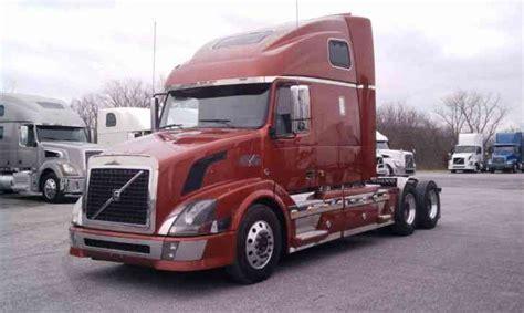 volvo vnl for sale by owner volvo vnl 2007 sleeper semi trucks