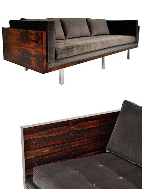 milo baughman rosewood desk milo baughman sofa vintage rosewood milo baughman sofa