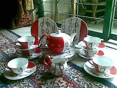 Sale Tempat Minum Set Lengkap himpunan mengimbau kenangan set minum petang japan post modernism circa 1960 s