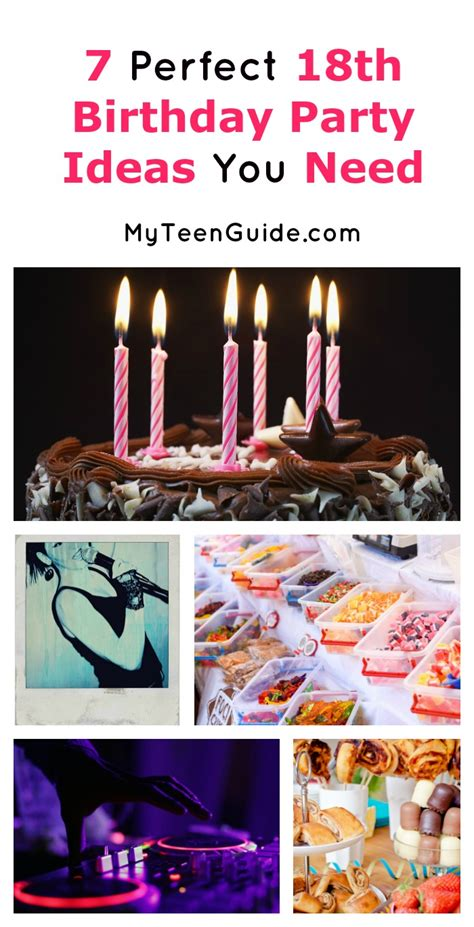 Perfect  Ee  Th Ee    Ee  Birthday Ee   Party  Ee  Ideas Ee   You Need For An